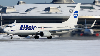 VQ-BJI - Boeing 737-8AS - UTair Aviation