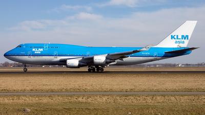 PH-BFH - Boeing 747-406(M) - KLM Asia