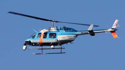 VH-OSS - Bell 206L-3 LongRanger III - Osborne Aviation Services