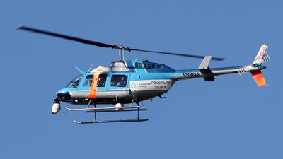 A picture of VHOSS - Bell 206L3 Long Ranger - [51262] - © Morris Biondi