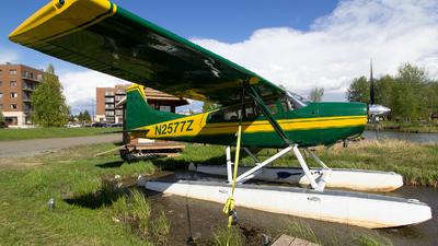 N2577Z - Cessna 185B Skywagon - Private