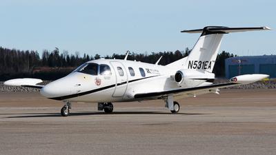 N531EA - Eclipse Aviation Eclipse 500 - Private