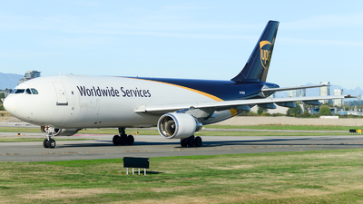 N139UP - Airbus A300F4-622R - United Parcel Service (UPS)