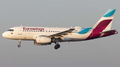 A picture of DAGWK - Airbus A319132 - Germanwings - © Maik Voigt
