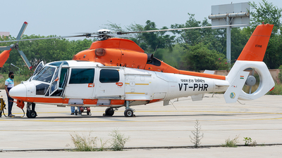 VT-PHR - Eurocopter AS 365N3 Dauphin - Pawan Hans Helicopters