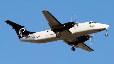 VH-PJQ - Beech 1900C - Penjet