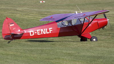 D-ENLF - Piper L-18C Super Cub - Private