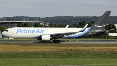 N337AZ - Boeing 767-323(ER)(BDSF) - Amazon Prime Air (Air Transport International)