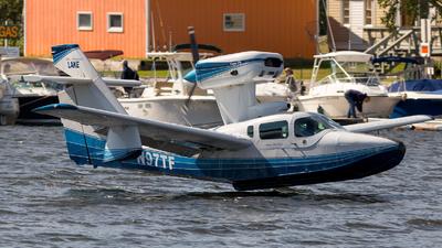 N97TF - Lake LA-270T Renegade - Private