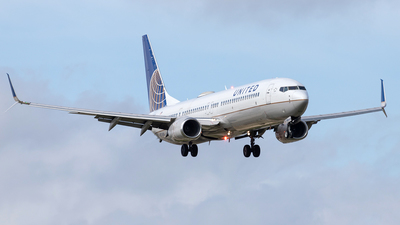 A picture of N77430 - Boeing 737924(ER) - United Airlines - © Felipe Garcia
