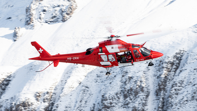 HB-ZRX - Agusta-Westland AW-109SP - REGA - Swiss Air Ambulance