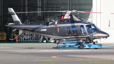 JA36MP - Agusta-Westland AW-109 Trekker - Japan - Tokyo Metropolitan Police Department