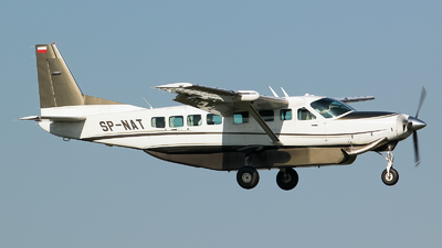 SP-NAT - Cessna 208B Grand Caravan - Private