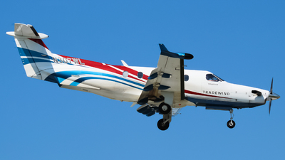 N307WL - Pilatus PC-12/45 - Tradewind Aviation