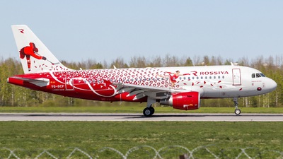 A picture of VQBCP - Airbus A319111 - Rossiya - © Andrei Kurach