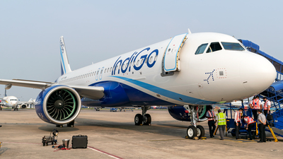 VT-ISM - Airbus A320-271N - IndiGo Airlines