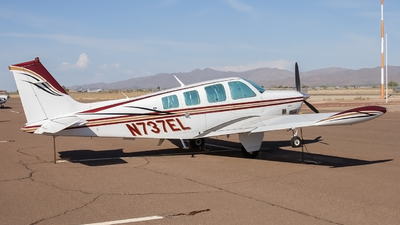 N737EL - Beechcraft A36TC Bonanza - Private