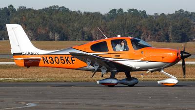N305KF - Cirrus SR22-GTS G6 Carbon - Private