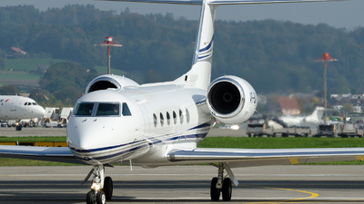 VP-BAK - Gulfstream G450 - Meridian Air Company