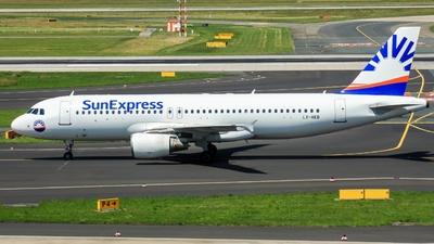 LY-VEB - Airbus A320-214 - SunExpress (Avion Express)