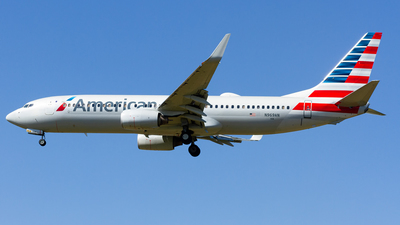 A picture of N969AN - Boeing 737823 - American Airlines - © Conor Clancy