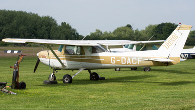 A picture of GDACF - Cessna 152 - [15281724] - © Dutch