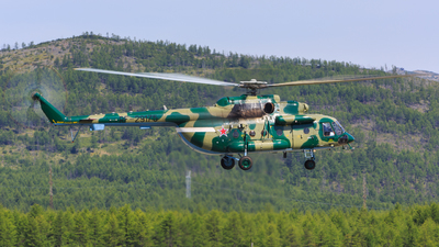 RF-29175 - Mil Mi-8AMTSh Hip - Russia - Federal Border Guards Aviation Command