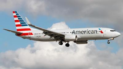 N823NN - Boeing 737-823 - American Airlines