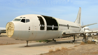 N735LA - Boeing 737-268(Adv) - Logistic Air