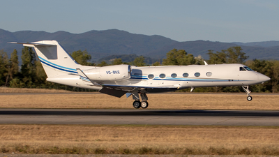 VQ-BKE - Gulfstream G450 - Private