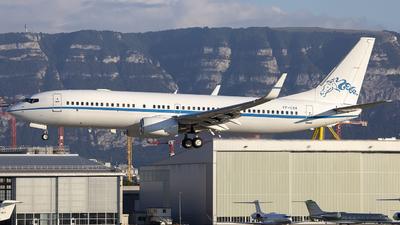 VP-CSK - Boeing 737-8GQ(BBJ2) - Private