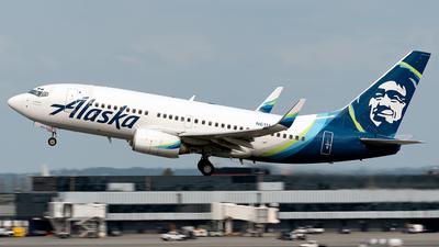 N611AS - Boeing 737-790 - Alaska Airlines