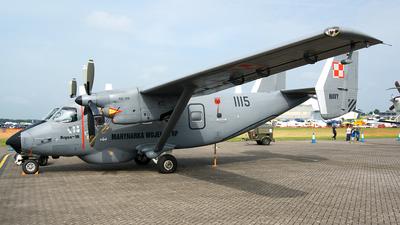 1115 - PZL-Mielec M-28-1R Bryza - Poland - Navy