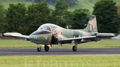 ZK-BAC - British Aircraft Corporation BAC 167 Strikemaster Mk.88 - Private