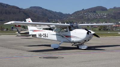 HB-CBJ - Cessna 172N Skyhawk II - AlpAviation