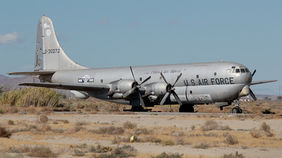 53-272 - Boeing KC-97L Stratofreighter - United States - US Air Force (USAF)
