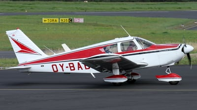OY-BAB - Piper PA-28-235 Cherokee - Private