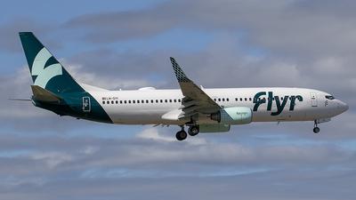 LN-DYI - Boeing 737-8JP - Flyr