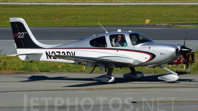 A picture of N273DV - Cirrus SR22 - [4024] - © Agustin Anaya