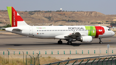 CS-TNY - Airbus A320-214 - TAP Air Portugal