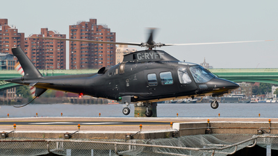 G-RYFF - Agusta-Westland AW-109SP GrandNew - Private