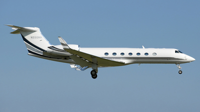A picture of N332MM - Gulfstream G550 - [5283] - © DJ Reed - OPShots Photo Team