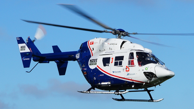ZK-HGU - MBB BK117B-2 - Garden City Helicopters
