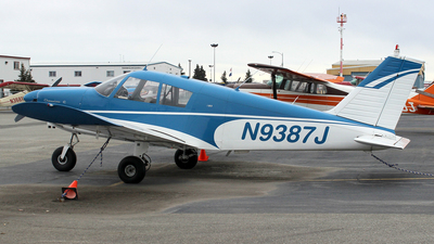 A picture of N9387J - Piper PA28180 - [283488] - © Stig Rokkones