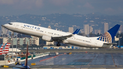 N78448 - Boeing 737-924ER - United Airlines