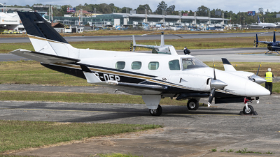 TG-DEP - Beechcraft B60 Duke - Private