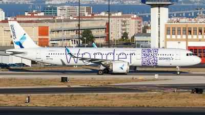 CS-TSG - Airbus A321-253N - Azores Airlines