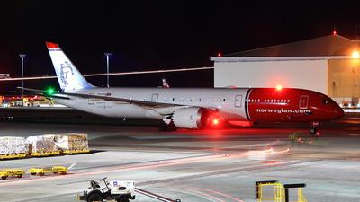 G-CKWS - Boeing 787-9 Dreamliner - Norwegian