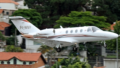 PP-WBP - Cessna 525 CitationJet 1 - Private