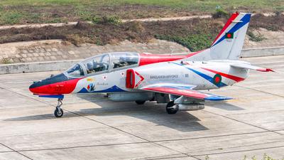 14323 - NAMC/PAC JL-8W - Bangladesh - Air Force